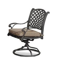 Swivel Patio Chair Outdoor Swivel Patio Chair Moab Rc Willey Furniture Store