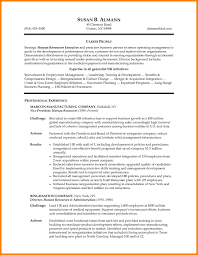 human resources curriculum vitae template 8 hr manager resume sample address example