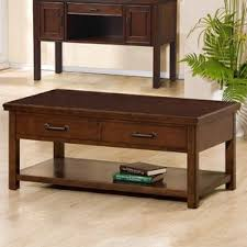Traditional Coffee Table Find A Boonville Traditional Coffee Table By Darby Home Co Best