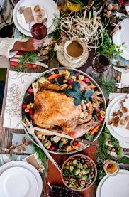 carry out thanksgiving feast gabrielle restaurant and gardens