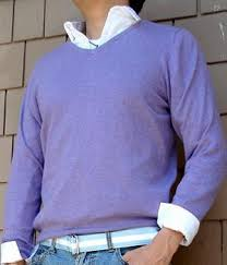 merona sweater merona purple v neck sweater s fashion for less
