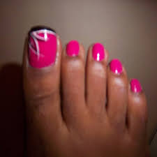 simple foot nail designs gallery nail art designs