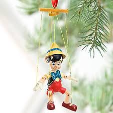 disney marionette pinocchio tree ornament ebay