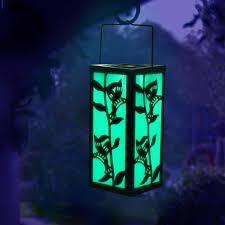 solar color changing hummingbird lantern 50 off my dream palace