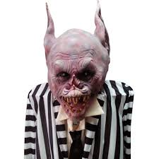 horrifying halloween costumes horse evil animal head mask creepy halloween costume theater prop