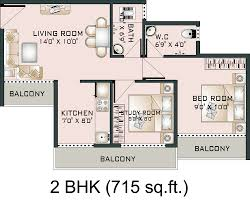 1500 sq ft bungalow floor plans house plan for 900 sqft east facing