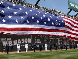 mlb pays tribute on veterans remembrance day thescore com