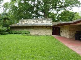 Usonian House by File Richard C Smith House Jpg Wikimedia Commons