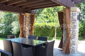 Outdoor Cabana Curtains Tips For Choosing The Right Outdoor Curtains For Your Patio