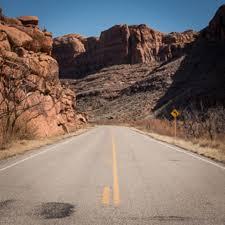 lions back moab potash road ride cycling