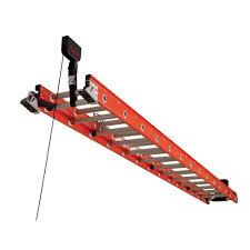 racor 150 lb ladder lift diy garage garage ideas and wall storage