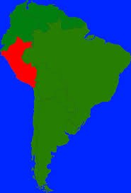 peru south america map utlr me