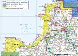 Map Of New England Coast by North Devon Coast Aonb Nmp Project Historic Environment