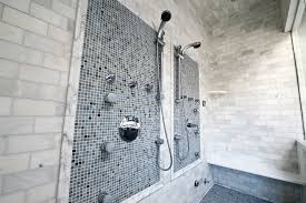 Mosaic Tile Pictures Spaces Traditional With Diagonal Tile Inset - Bathroom mosaic tile designs