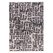trading pattern shipping m a trading hand woven fermont grey 8 x10 india free shipping