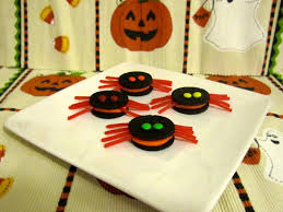 halloween treats oreo spider cookies crumbs and chaos
