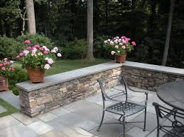 Backyard Stone Ideas by Best 25 Stone Walls Ideas On Pinterest Stone For Walls