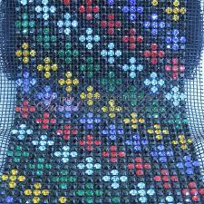 mesh ribbon wholesale metal strass rhinestone mesh ribbon wholesale wholesale