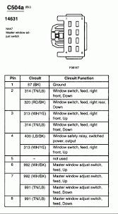 2001 ford explorer sport trac rear window wiring diagram the