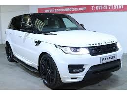 range rover sedan used land rover cars for sale in bury lancashire