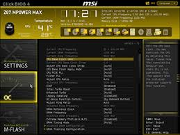Resume On Rtc Alarm Msi Mpower Max Z87 Lga1150 Motherboard Review Page 11