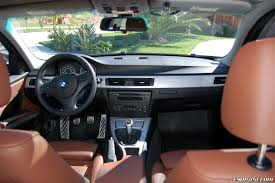 Bmw 330 Interior What Trim Goes Best With Terra Leather