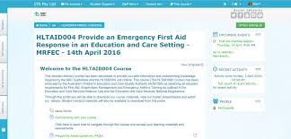 hltaid003 provide first aid course intelligent training