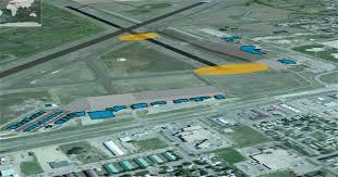 Detroit Metro Airport Map Laminar Data Api