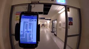 In Door by Indoor Positioning Linköping University Hospital Youtube