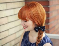 polka dot hair 12 grown up ways to wear a bow in your hair brit co