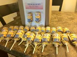 minion party favors 7 best minion themed party decorations images on loot