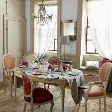victorian dining room plans with elegant chairs and oval table