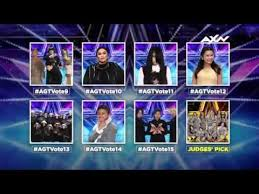 Fb Vote Now Asia Got Talent | asia vote now for your semi finalists voting closed asia s got