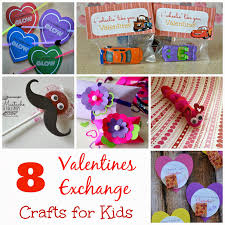 8 valentines exchange crafts for kids outnumbered 3 to 1