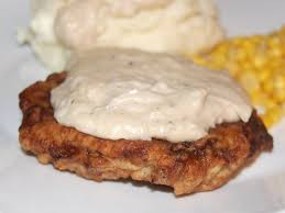 cassie craves chicken fried steak