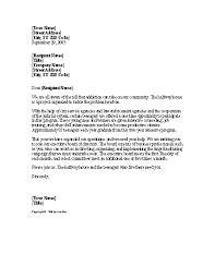 formal business meeting invitation letter wedding invitation sample