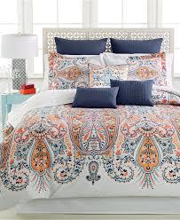 Macys Duvet Taylia Reversible 10 Pc Comforter Set Bed In A Bag Bed U0026 Bath