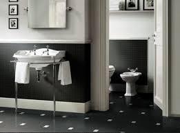 black and white gray bathroom two stainless handle aluminium spray