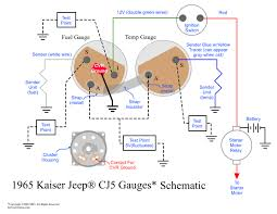 jeep cj 7 alternator gauge wiring diagram wiring diagram simonand