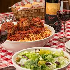 a wonderful thanksgiving meal review of buca di beppo norwood