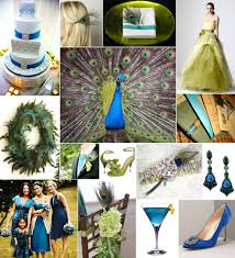 peacock wedding theme fab peacock wedding theme