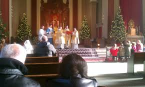 new liturgical movement christmas in america