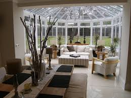 Ideas Of How To Outfit A Wonderful Sunroom DesignRulzcom - Conservatory interior design ideas