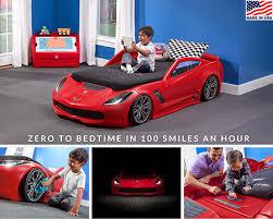 corvett bed c7 z06 toddler to bed the corvette store