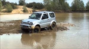 suzuki jimny in rear wheel drive only youtube