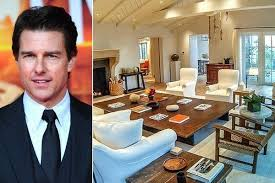 tom cruise mansion actor on the move tom cruise s mediterranean style mansion in