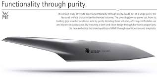 luxury kitchen knives cuts like a knife yanko design