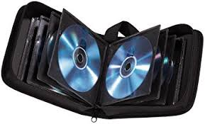 porta cd auto hama estuche porta cd para 40 cd dvd rays portafolios para