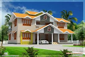 2700 sq feet beautiful dream home design kerala home design and