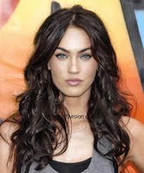 brunette easy hairstyles easy hairstyle brunette long curls hair